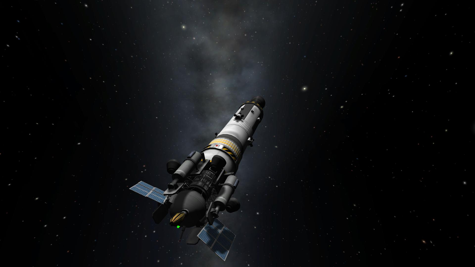 My Mission To The Moon A Kerbal Space Program Adventure