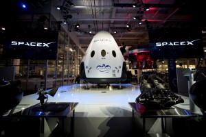 SpaceX's Dragon V2 spacecraft, designed to carry astronauts to the ISS. Credit: SpaceX