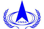 The CNSA (China's space agency) logo. Source: Spacenews