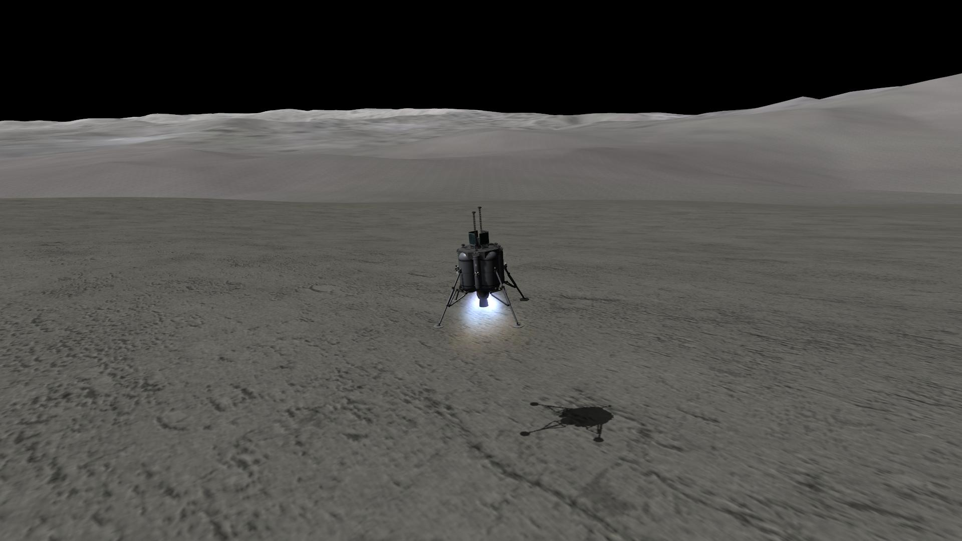 Mission to the Moon! A Kerbal Space Program (Real Solar System/RO